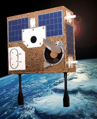 The MOST microsatellite